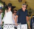 Джордж Клуни устроил жене романтическое свидание в Венеции
