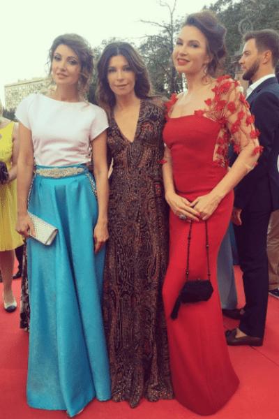 Анастасия Макеева, Екатерина Волкова и Эвелина Бледанс