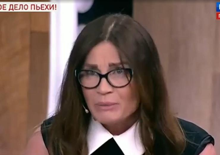 Безбородова уверяет.  что она уже извинилась перед семьей Стаса, но они ее не слышали