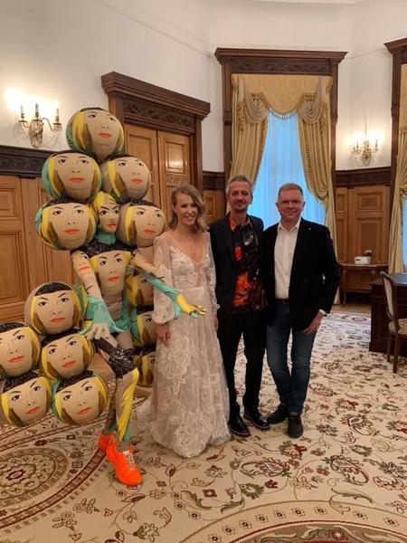 Новости: Ксения Собчак и Константин Богомолов поженились. ФОТО – фото №6