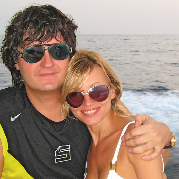 С Вячеславом Тюриным они вместе уже 20 лет и хотят наконец закатить свадьбу
