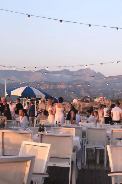 Свадьба состоялась в Италии