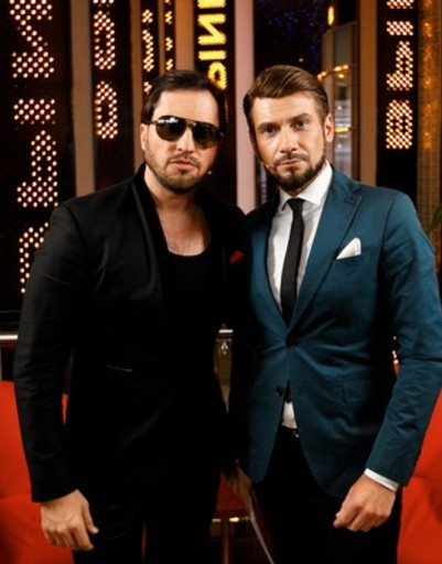 Александр Реева и Андрей Разыграев