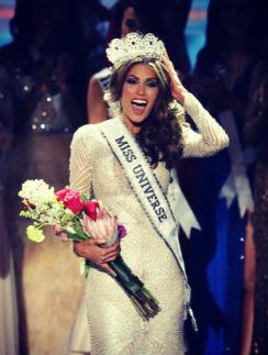 «Мисс Вселенная — 2013» Габриэла Ислер