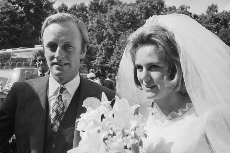 Первый брак Камиллы просуществовал 22 года