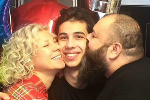 Максим Фадеев любит проводить время с семьей