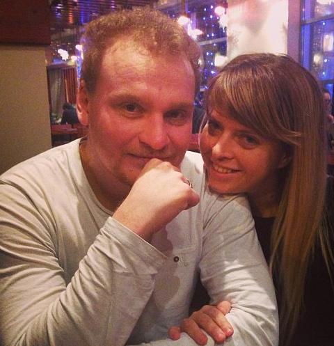 Сергей Сафронов с женой Марией