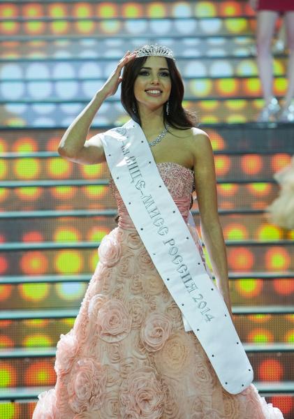Анастасия Решетова известна как «Первая вице-мисс Россия-2014»