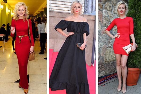 Полина Гагарина сумела добиться впечатляющих успехов на ниве стиля после не менее удачного похудения