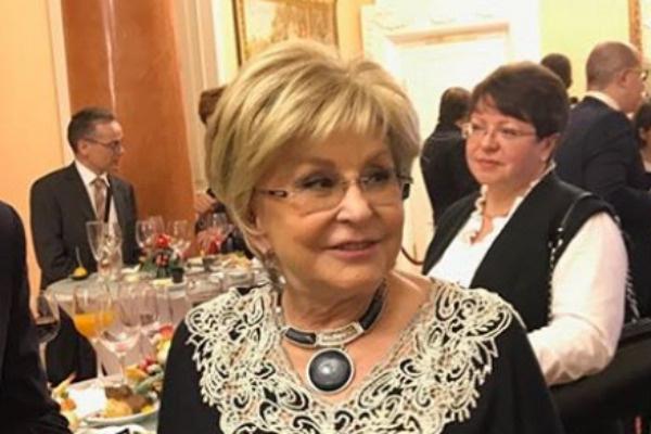 Ангелина Михайловна хочет добиться справедливости