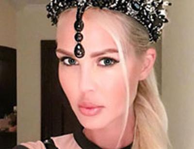 Мария Погребняк устроила вечеринку для сына в люксовом отеле Дубая