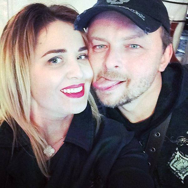 Сын Руслан Евдокименко и его жена Светлана работают в команде Ротару