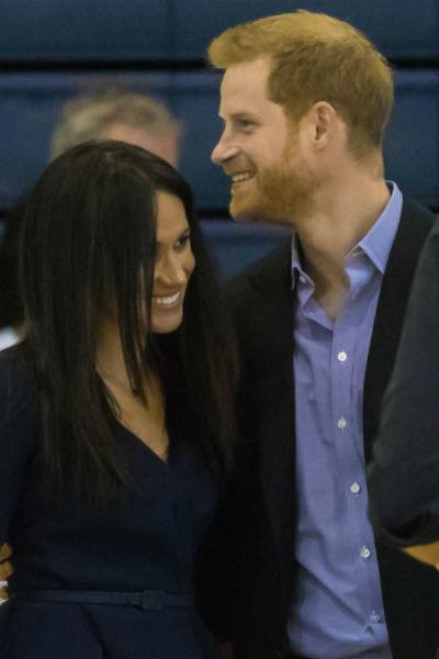 И Гарри, и Меган невероятно счастливы в связи со скорым прибавлением в семье