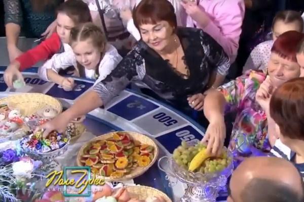 Давку в финале шоу из-за еды еще долго муссировали в Сети