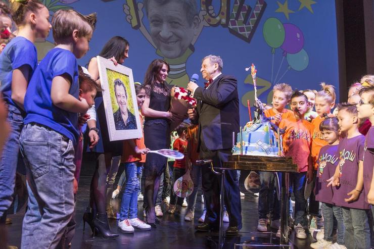 46 лет Борис Грачевский посвятил детскому киножурналу