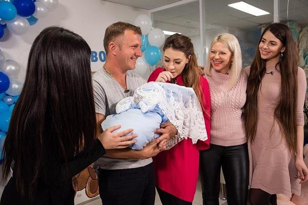 В феврале у Ильи и Алены родился сын. Мальчика назвали Богданом