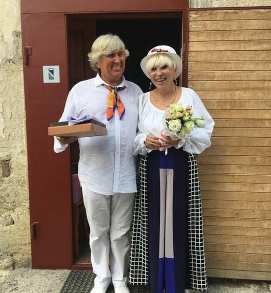 Певица и яхтсмен прожили в браке всего 40 дней