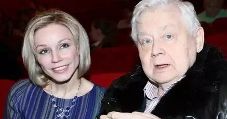 Марина Зудина нашла новую работу после смерти Олега Табакова