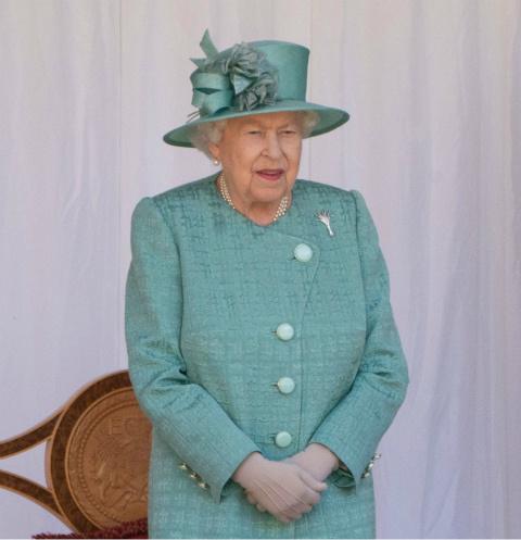 Елизавета II отметила день рождения без масштабного парада