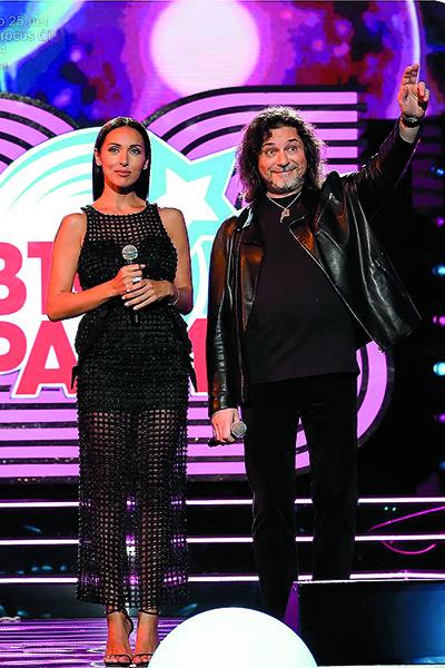 С Шевченко певица записала несколько песен