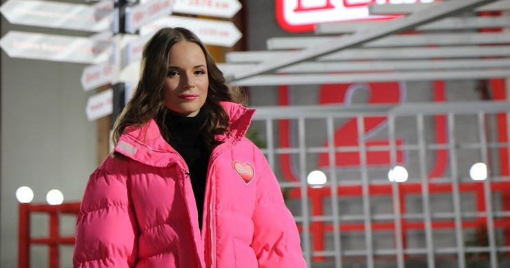 Саша Спилберг стала новой ведущей «ДОМа-2»