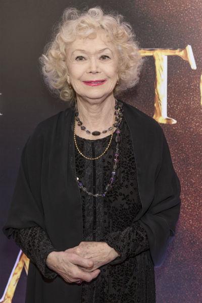 Актриса служит в Театре им. Маяковского уже 60 лет