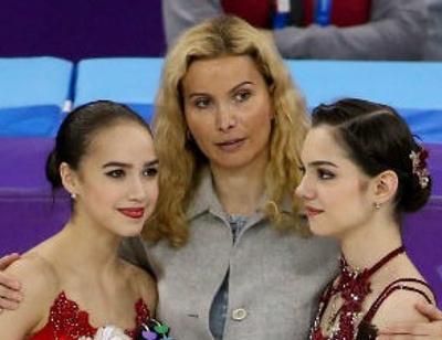 Медведева разругалась с Тутберидзе из-за Загитовой