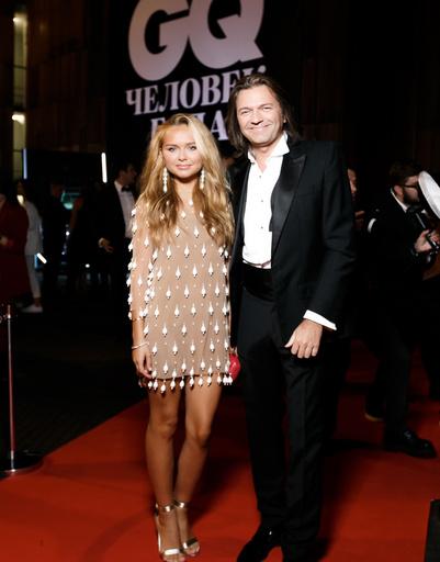 Дмитрий Маликов с дочерью Стешей