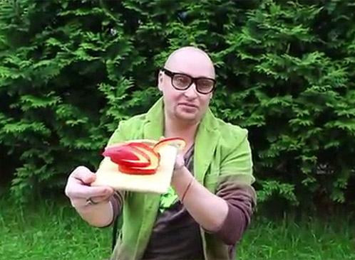 Видео: Выпуск 16. Лебедь из яблока – фото №1