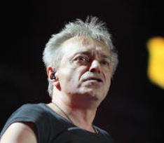 Константин Кинчев устал от пребывания в больнице