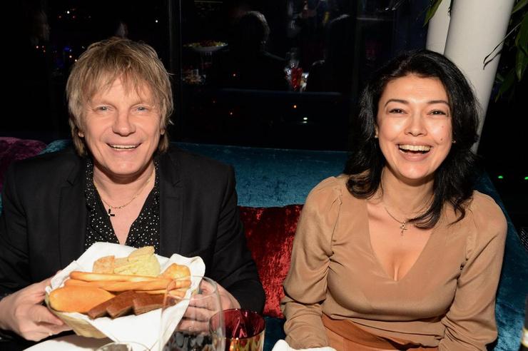 Артист и его супруга вместе уже более 25 лет
