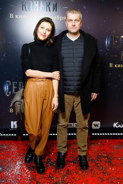 Наталья Меркулова и Алексей Чупов