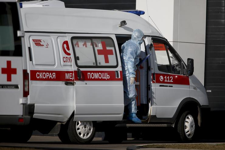 Случаи заражения коронавирусом зафиксированы во всех регионах России