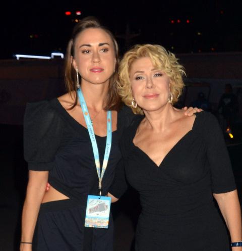 Любовь Успенская с дочерью Татьяной