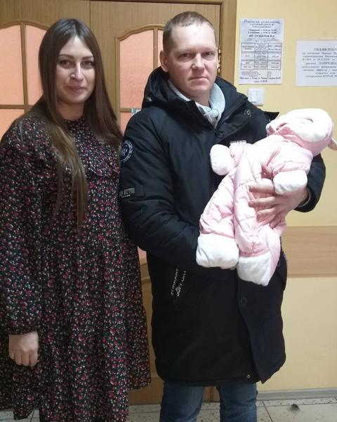 На днях Екатерина выписалась из клиники