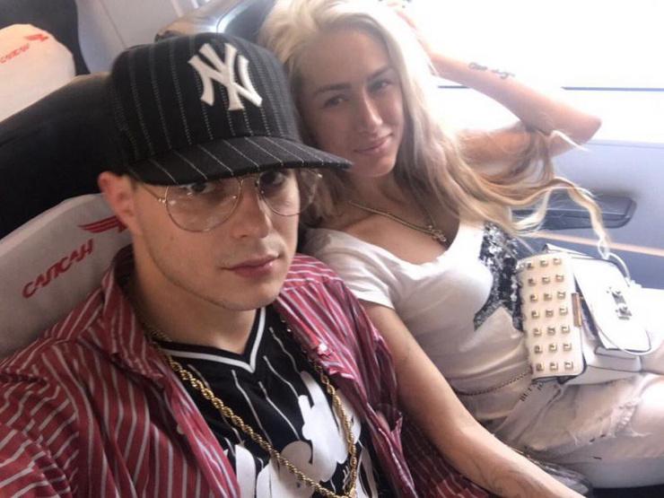 Алена и Илья познакомились на телепроекте