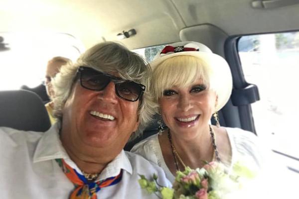 Валентина и ее муж Юрий