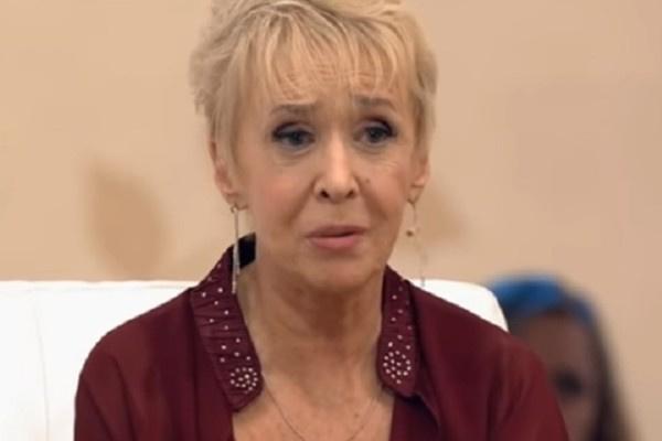 В эфире Ирина Печерникова рассказала о трудностях после смерти мужа