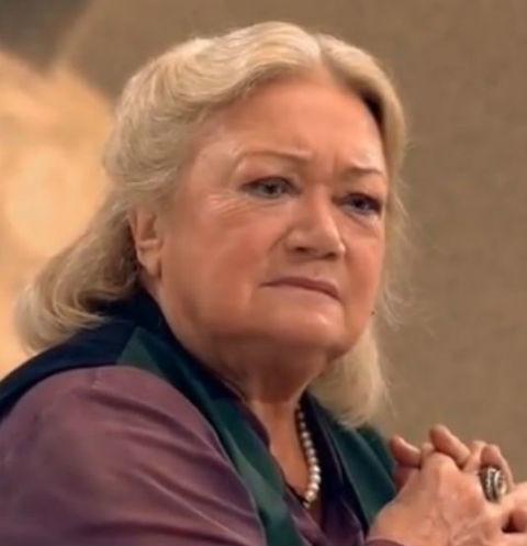 Мужчин, которые когда-то сделали ей больно, Людмила Полякова не судит
