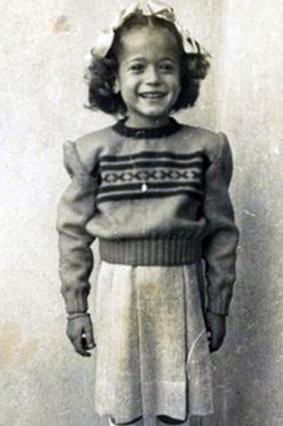 В детстве Сюзана хотела стать балериной