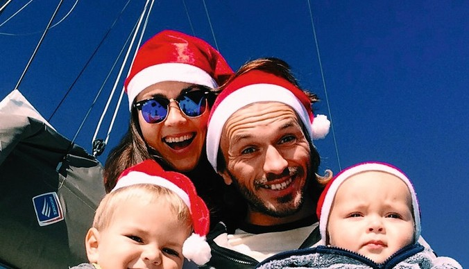 Кругосветка: как бросить все и путешествовать на яхте с двумя детьми