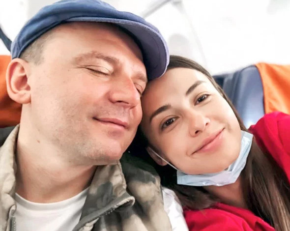 Екатерина и Александр вместе уже около полугода