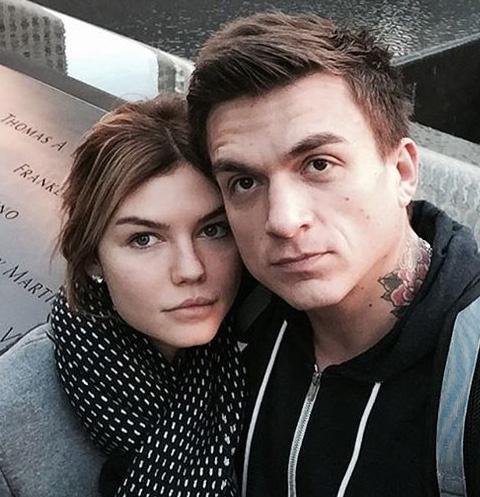 Ксения Данилина и Влад Топалов