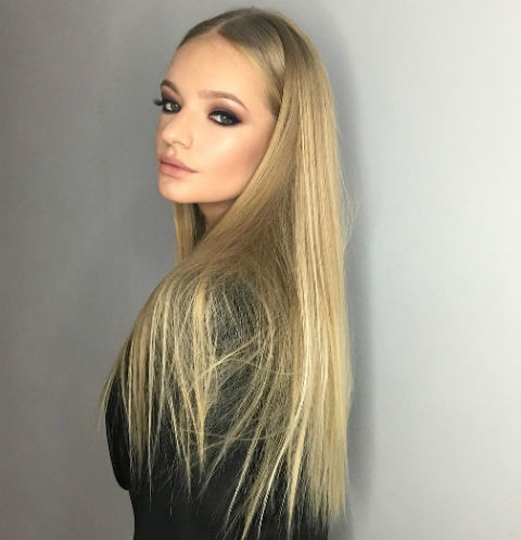 Лиза Пескова