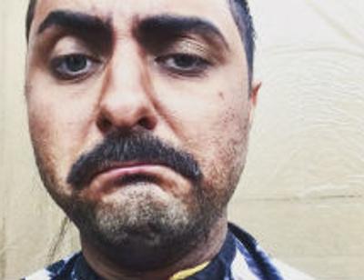 Демис Карибидис задержан за вождение в нетрезвом виде