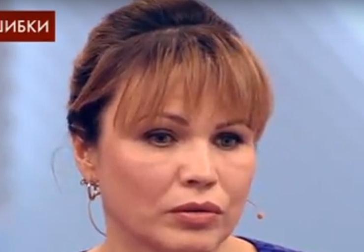 Вероника Швецова чувствовала, что отец не любит ее