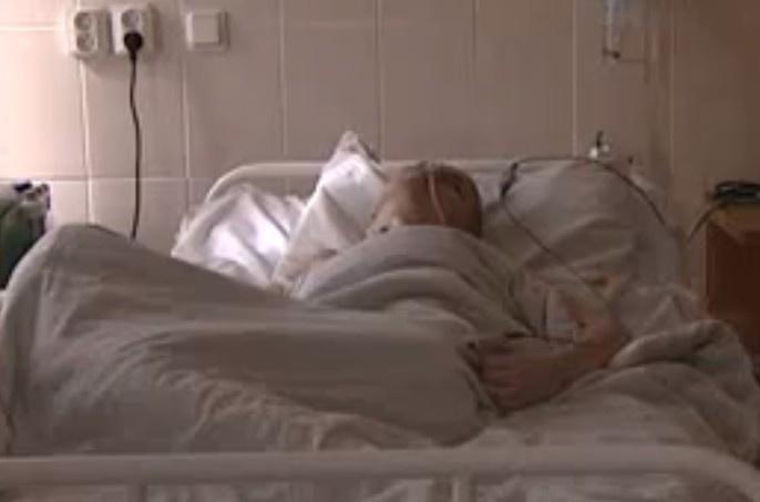 Ирина Пекарская прикована к постели