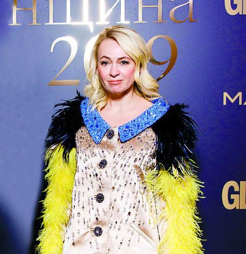 Продюсер на премии журнала Glamour «Женщина года», 12 ноября, Москва