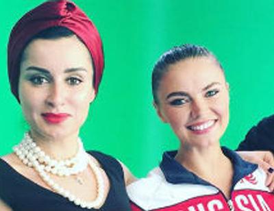 Тина Канделаки показала обновленную Алину Кабаеву