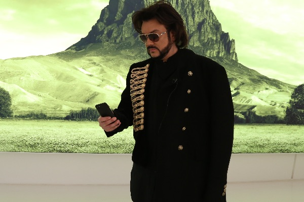 Филипп Киркоров в Культурном центре Гейдара Алиева